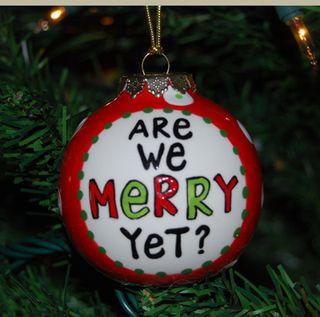 Merry yet