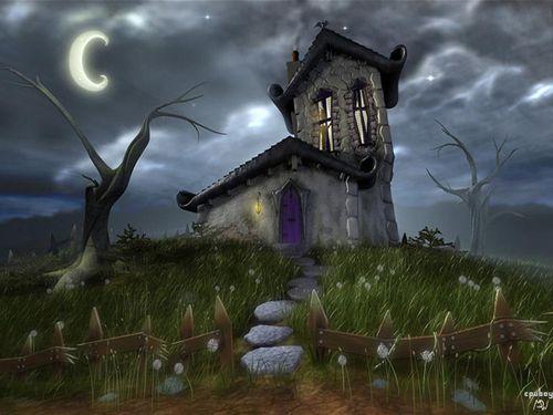 Haunted-house-night-moon-1