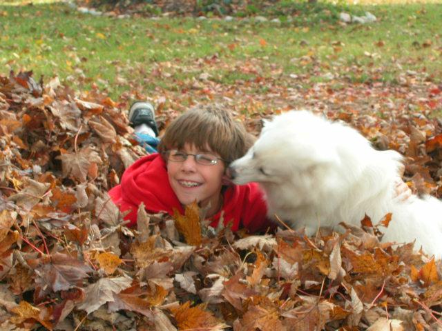 Tyler&pup2