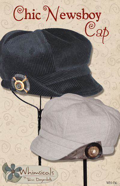 Folded brim cover