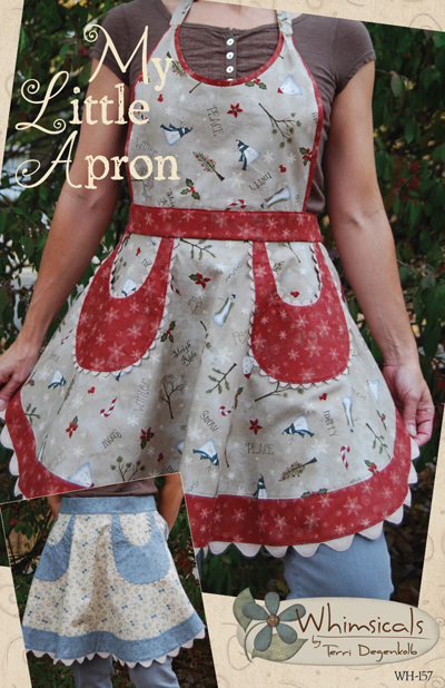 Little apron cover
